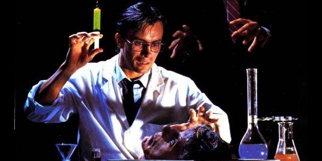 Лучшие фильмы про зомби: «Реаниматор»