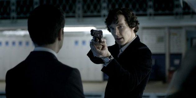 Лучшие английские сериалы: «Шерлок»