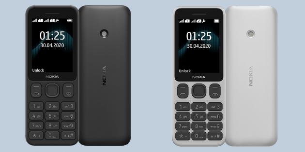 Nokia представила новые бюджетные кнопочники с предустановленной «Змейкой»