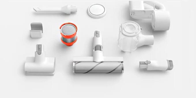 беспроводной пылесос Xiaomi