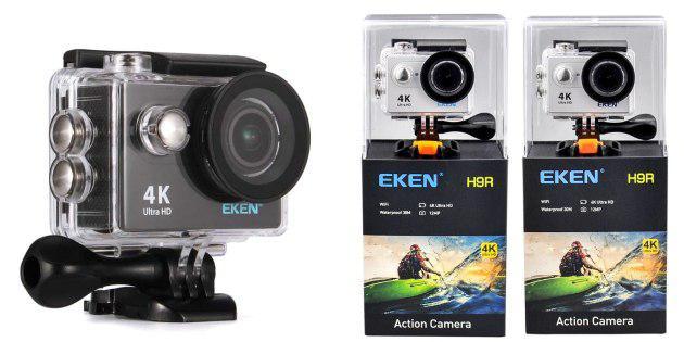 Экшен-камера EKEN H9/H9R