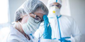 Почти четверть россиян назвали эпидемию COVID-19 выдумкой
