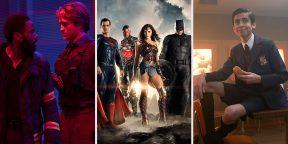 """Главное о кино за неделю: «Лига справедливости» Зака Снайдера, продолжение «Академии """"Амбрелла""""» и не только"""