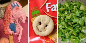 Ожидания против реальности: ещё 15 фото еды на упаковке и в жизни