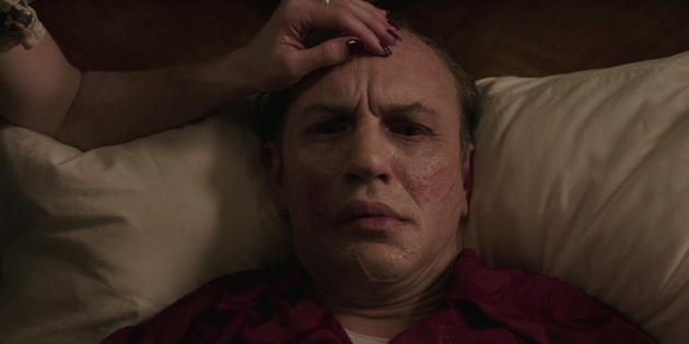 Фильм с Томом Харди «Лицо со шрамом», 2020