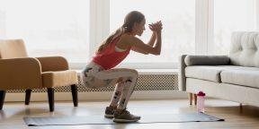 Тренировка дня: крутой комплекс упражнений от физиотерапевта