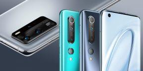 DxOMark выбрала лучшие смартфоны для ночной съёмки, портретов, записи видео и других сценариев
