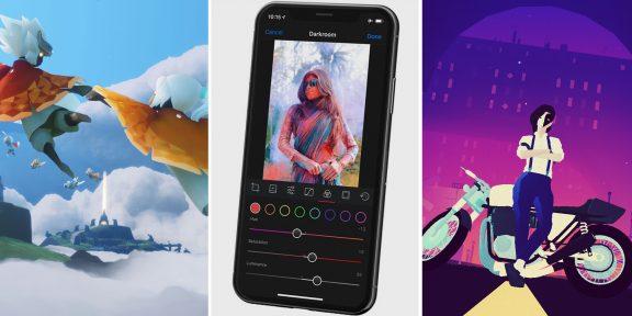 Apple отметила выдающиеся приложения и игры для iPhone, iPad и Mac