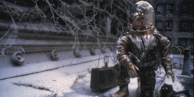Кадр из фильма «12обезьян»
