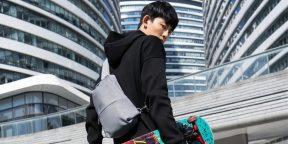 Надо брать: удобная летняя сумка-слинг от Xiaomi