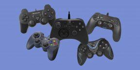 13 крутых геймпадов для ПК, консолей и мобильных устройств