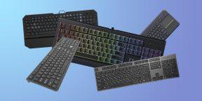 13 удобных клавиатур для домашнего использования