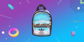 Выгодно: яркий рюкзак Adidas со скидкой 1 800 рублей