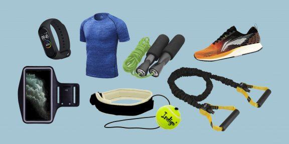 15 товаров для занятий спортом летом