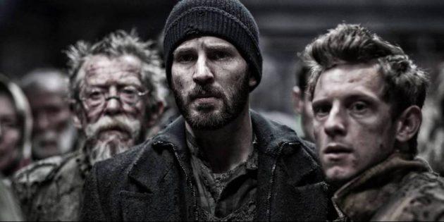 Фильмы про постапокалипсис: «Сквозь снег»