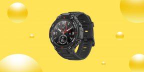 Надо брать: умные часы Amazfit с аккумулятором на 20 дней работы
