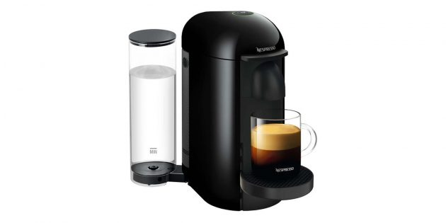 Кофемашина Nespresso Vertuo Plus GCB2