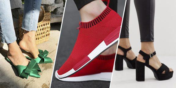 20 моделей летней обуви с AliExpress и из других магазинов