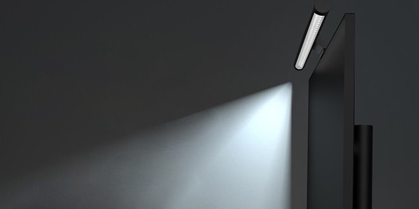 Xiaomi представила навесную подсветку для мониторов