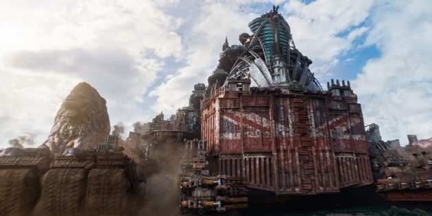 Фильмы про постапокалипсис: «Хроники хищных городов»