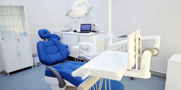 Услуги стоматологии