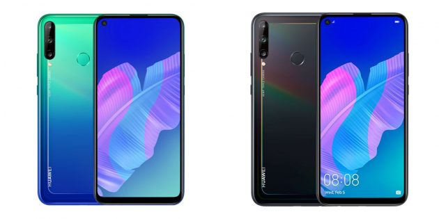 Недорогие смартфоны — 2020: Huawei P40Lite E