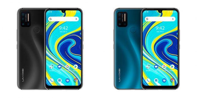 Летняя распродажа Алиэкспресс 2020: смартфон Umidigi