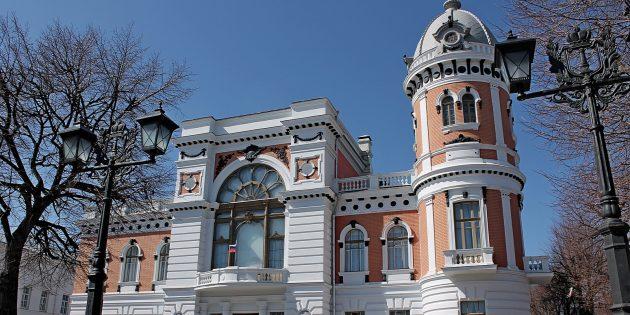 Достопримечательности Ульяновска: Краеведческий и художественный музеи