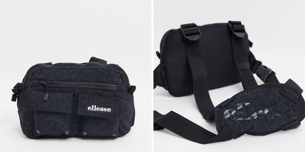 Нагрудная сумка Ellesse