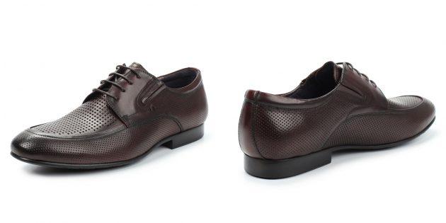 Мужские туфли Thomas Munz