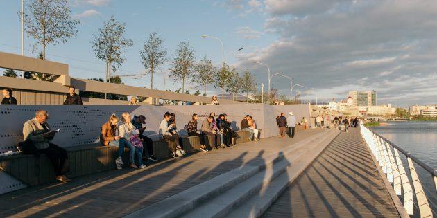 Куда сходить в Казани: набережная озера Кабан