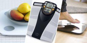 5 умных напольных весов, которые расскажут о вашем теле много интересного