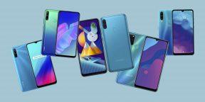 5 новых бюджетных смартфонов от проверенных брендов