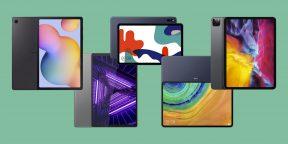 5 новых планшетов 2020 года, которые стоит купить
