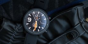 Цена дня: часы Amazfit GTR (42 мм) c двумя ремешками за 7134 рубля