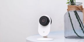 Выгодно: беспроводная IP-камера Xiaomi YI Home со скидкой 37%