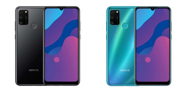 Бюджетные смартфоны — 2020: Honor 9A
