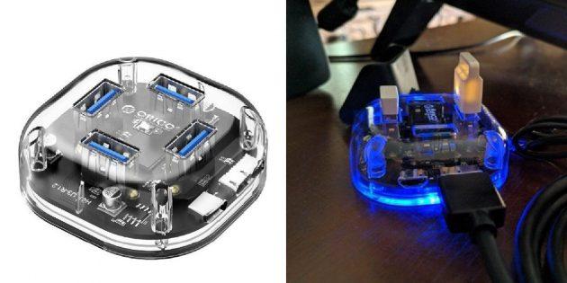 USB‑концентратор