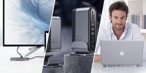 7 полезных док-станций для ноутбуков
