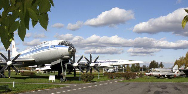 Куда сходить в Ульяновске: музей истории гражданской авиации