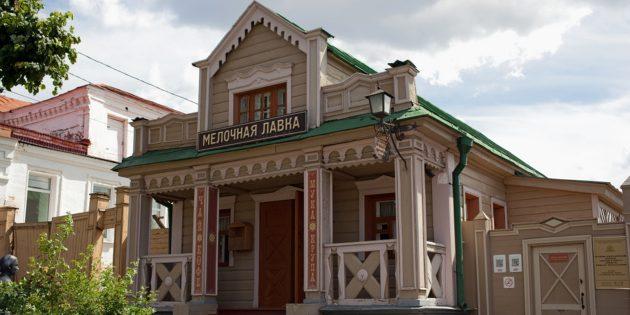 Что посмотреть в Ульяновске: музейный квартал