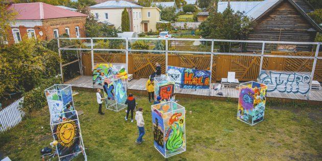Куда сходить в Ульяновске: креативное пространство «Квартал»