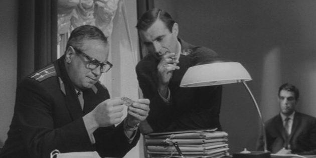 Советские детективы: «Два билета на дневной сеанс»
