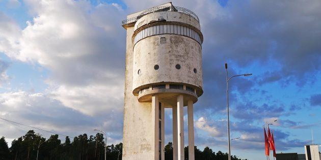 Достопримечательности Екатеринбурга: Белая башня