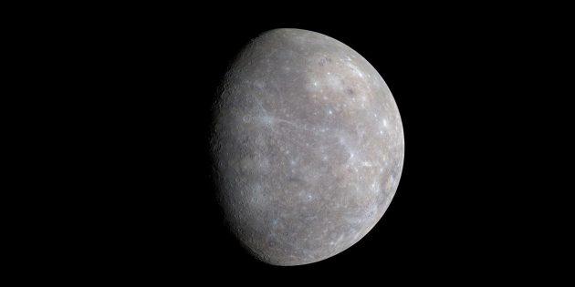Возможна ли жизнь на других планетах: Меркурий