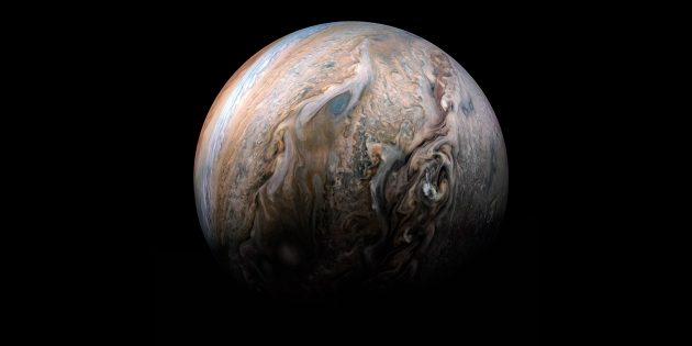 Возможна ли жизнь на других планетах: Юпитер