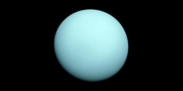 Возможна ли жизнь на других планетах: Уран