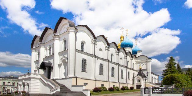 Достопримечательности Казани: Благовещенский собор