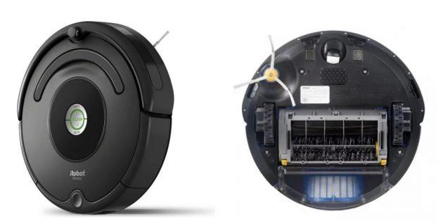 Роботы-пылесосы: iRobot Roomba 676