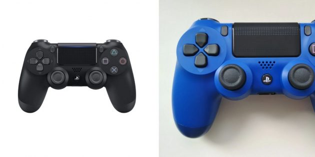 Удобные контроллеры: Sony DualShock 4 v2